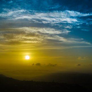 As The Sun Fades