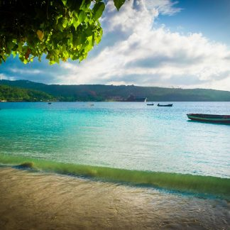 Purchase photos of Jamaica - Fisherman's Beach